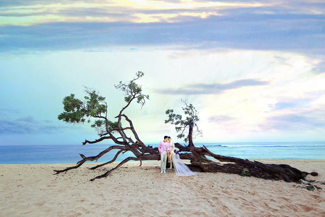 巴厘岛日航沙滩 - 巴厘岛