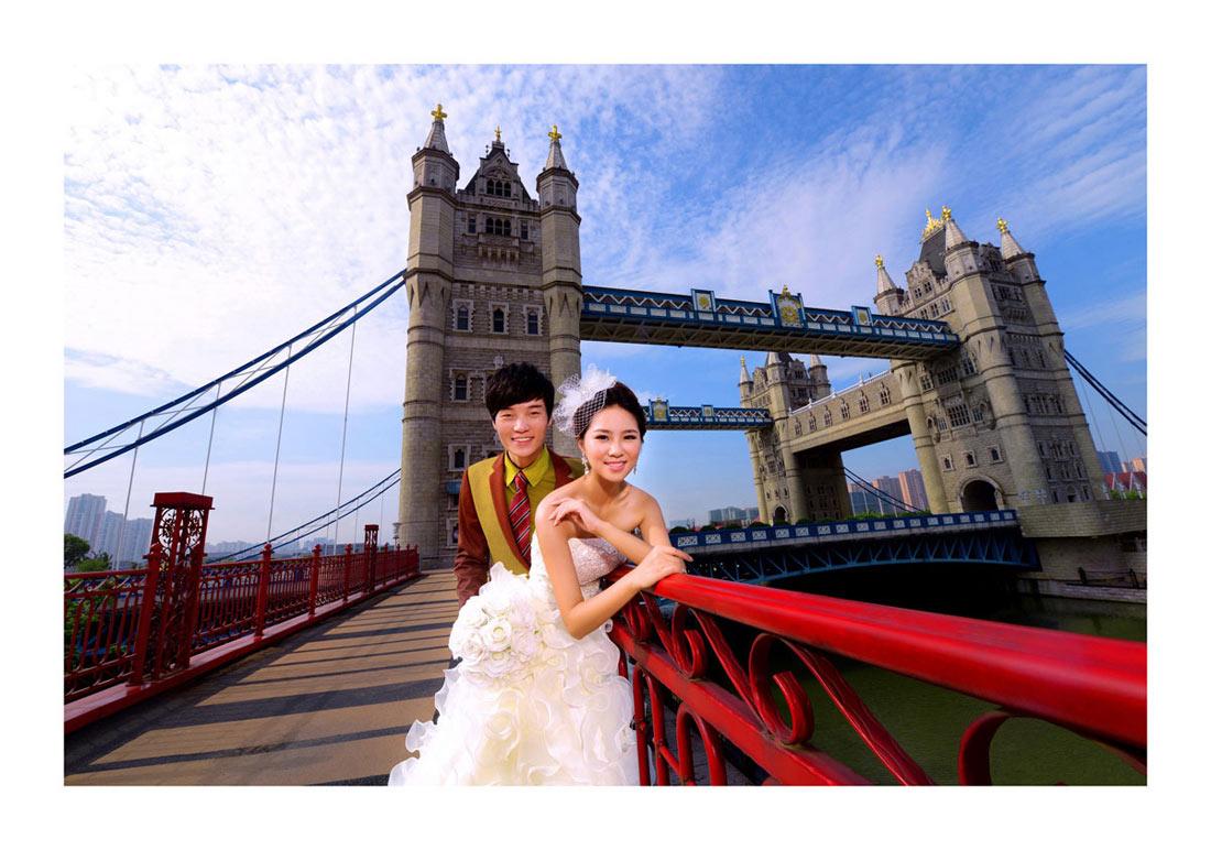 伦敦塔桥 - 最美外景