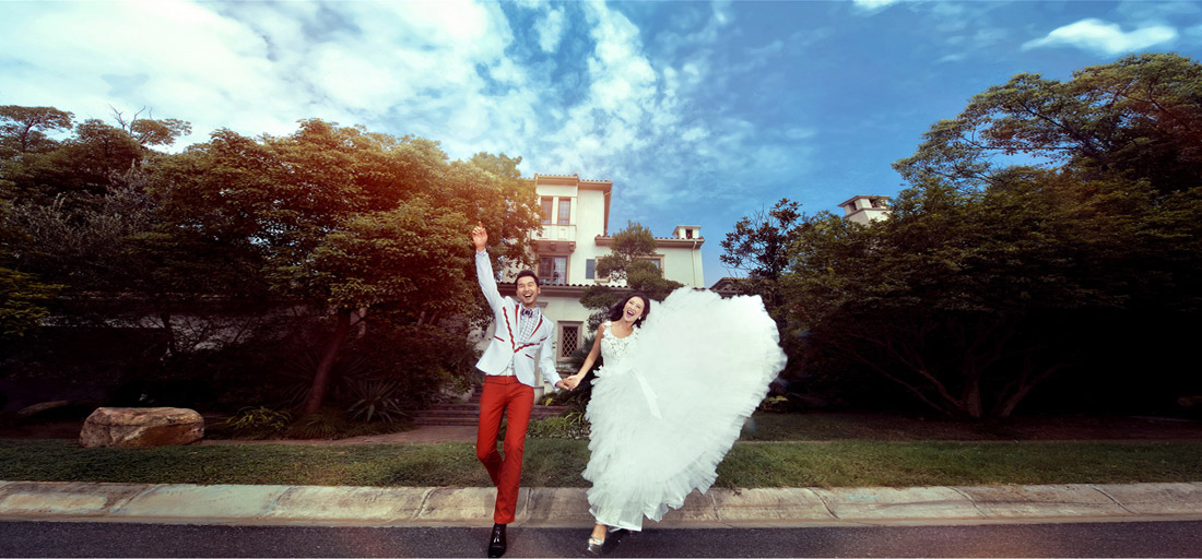 藏龙岛 - 拍摄地 - love武汉古摄影-武汉婚纱摄影